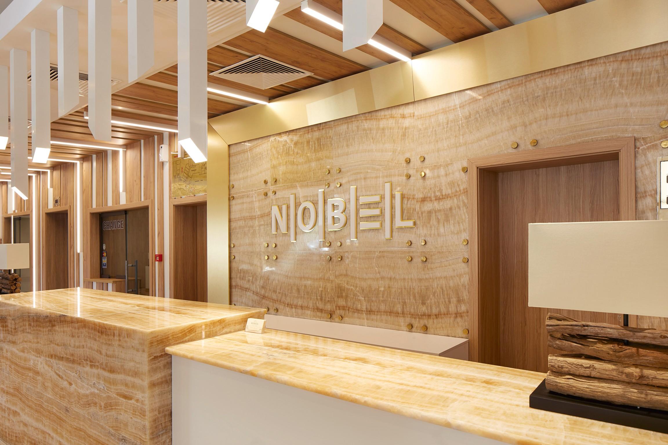 The Nobel Hotel